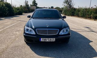 Mercedes-Benz S 320 LONG FULL EXTRA AUTOMATIC