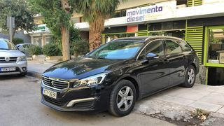 Peugeot 508 508 S/W AUTOMATIC F1 FACELIFT