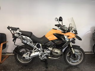 Bmw R 1200 GS ESA,,TRACTION ABS