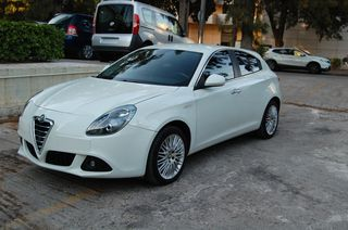 Alfa Romeo Giulietta DISTINCTIVE 170HP  ΓΡΑΜΜΑΤΙΑ
