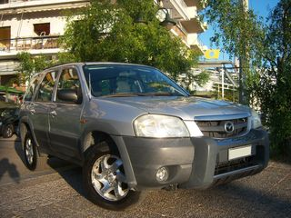 Mazda Tribute 2000CC 4X4