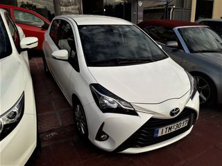 Toyota Yaris LIVE-PLUS NEW EURO 6TSS ΑΘΙΚΤΟ