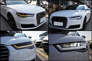 ΦΑΝΑΡΙΑ Full LED Headlights suitable for Audi A6 4G C7 (2011...