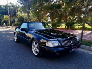 Mercedes-Benz SL 500 HARD TOP - SOFT TOP