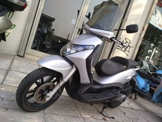 Piaggio Beverly 250 Injection