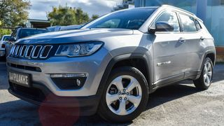 Jeep Compass  LONGITUDE MT - ΠΡΟΣΦΟΡΑ