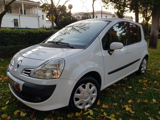 Renault Modus 1.2 cruise αέριο face lift