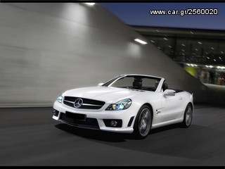 SL 63 AMG-LOOK BODY KIT ΓΙΑ MERCEDES SL R230 FACELIFT (ΑΠΟ 04.2008)