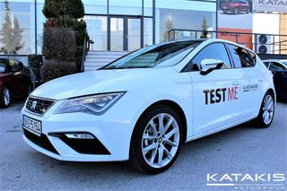 Seat Leon FR PLUS ACT  150HP Katakis.gr