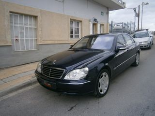 Mercedes-Benz S 600 FACELIFT