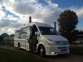 Mercedes-Benz  SPRINTER 519 LUXURY TOURISTIC