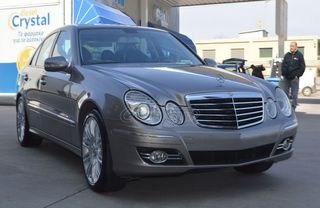 Mercedes-Benz E 200 Avantgarde Sport Packet