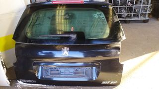 PEUGEOT 207 STATION WAGON 2010  Τζαμόπορτα