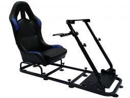 κονσολα τιμονιερα Game Seat for PC and game consoles imitati...