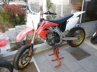 Honda CRF 450 X Super Motard ΠΙΝΑΚΙΔΑΤΟ !!!