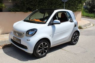 Smart ForTwo PASSION AYTOMATO PANORAMA