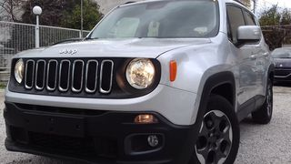 Jeep Renegade Longtitude 1.4 145Hp 4x2
