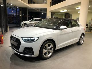Audi A1 Advance 35 TFSI 150HP 6Ταχυτ
