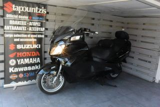 Suzuki AN 650 Burgman Executive,07/2011,Εδεσμεύθη!!