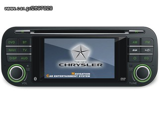 Multimedia Navigation System για τα JEEP GRAND CHEROKEE 199...
