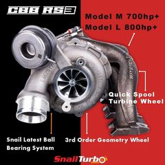 Snailturbo hybrid ball bearing & journal bearing performance...