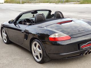 Porsche Boxster FACE LIFT ΕΥΚΑΙΡΙΑ !!!