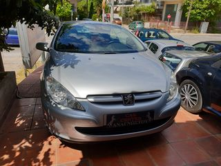 Peugeot 307 BLACK FRIDAY!!!CABRIO-δερμα