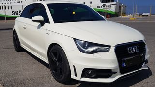 Audi A1 S-Line 185HP S-Tronic