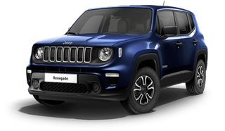 Jeep Renegade LIMITED 1.6 DIESEL 120Hhp
