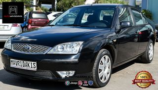 Ford Mondeo ΙΔΙΩΤΗ - ΔΕΡΜΑ - ΜΕ ΑΠΟΣΥΡΣΗ