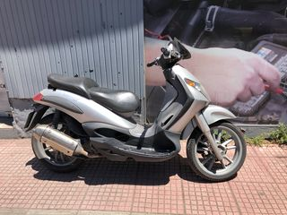 Piaggio Beverly 200 BEVERLY 200