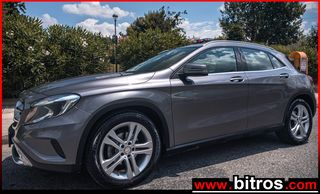 Mercedes-Benz GLA 200 🇬🇷 2.1 CDI 4MATIC AUTO URBAN