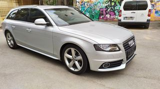 Audi A4 S-LINE sport package plus