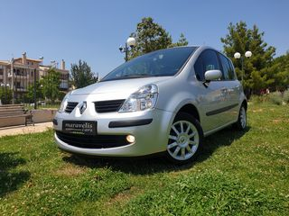 Renault Modus ΔΕΡΜΑ -CLIMA -ZAΝΤΕΣ- FULL FUL