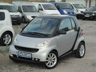 Smart ForTwo PASSION 800CDI-54PScdi 55Ps.
