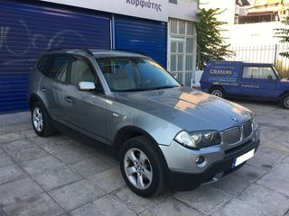 Bmw X3 2.5 SI 218PS-FACELIFT-Eλληνικο