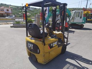 CAT  EP12KRT-PAC SN:30184