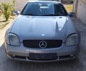 Mercedes-Benz Slk 02 2000cc 163HP Special Edition    Χειροκί...