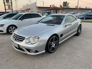 Mercedes-Benz SL 500 look amg