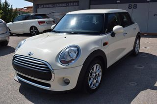 Mini Cooper D AUTOMATIC 5DOORS -ΕΛΛΗΝΙΚΟ-