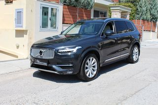 Volvo XC 90 D5 INSCRIPTION ΟΡΟΦΗ 7ΘΕΣΙΟ
