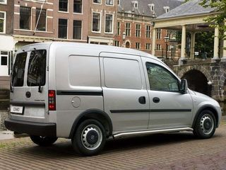 Opel Combo FACELIFT VAN 1.3TD TURBO 75Ps.