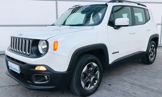 Jeep Renegade 1.4 LONGITUDE 140HP 1o XEPI