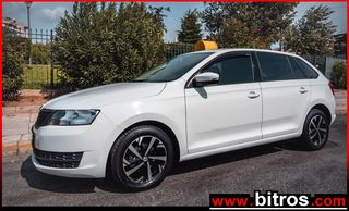 Skoda Rapid 🇬🇷 Spaceback 1.4TDI AMBITION