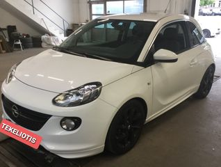 Opel Adam SLAM EDITION!ΜΟΝΑΔΙΚΟ!!FULL!!Α