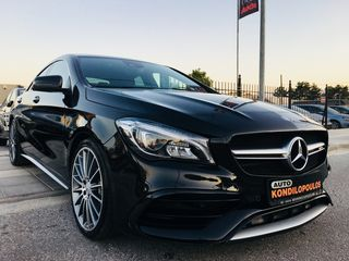 Mercedes-Benz CLA 45 AMG PERFORMANCE-3 XP.ΕΓΓΥΗΣΗ-ROOF