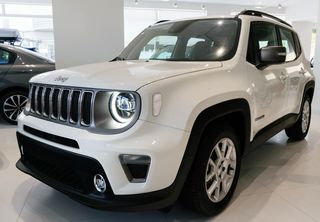 Jeep Renegade LIMITED 1.3 150hp ΑΥΤΟΜΑΤΟ