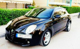 Alfa Romeo Mito Black edition