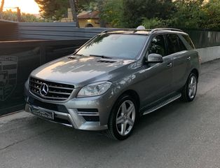 Mercedes-Benz ML 250 AMG BLUETEC AUTOKANTZAVELOS