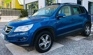 Volkswagen Tiguan 1.4TSI 150PS 4MOTION🇬🇷